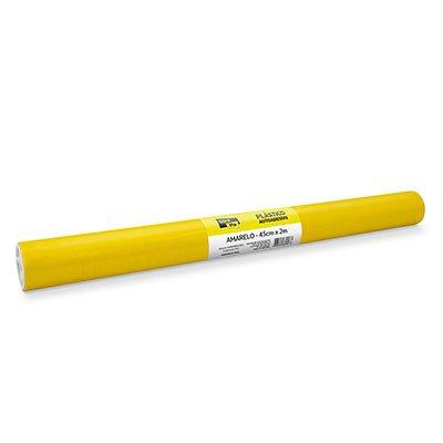 Plástico autoadesivo amarelo 45cmx2m Stick Fix PT 1 RL
