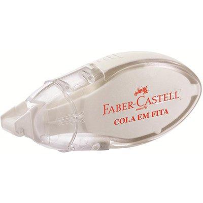 Cola em fita 8mmx10m SM/8510 Faber Castell BT 1 UN