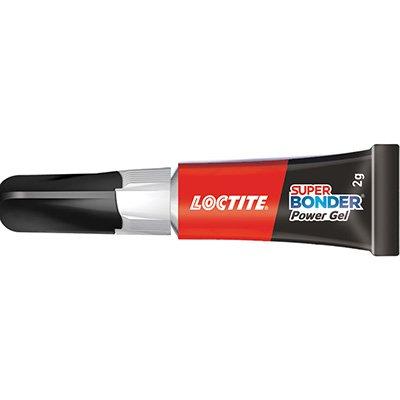 Cola instantânea 2g power flex gel Super Bonder 2078040 Henkel BT 1 UN