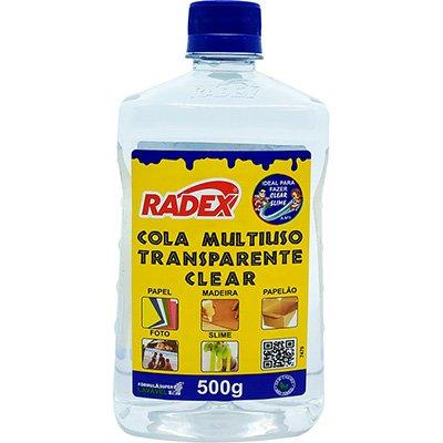 Cola para Slime 500g multi uso Magic Asuper 7068 Radex PT 1 UN
