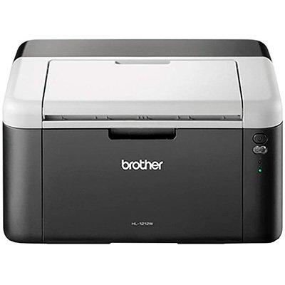 Impressora Laser HL1212W, Monocromática, Wi-fi, Conexão USB, 110v - Brother CX 1 UN