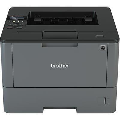 Impressora Laser HL-L5102DW, Monocromática, Impressão Duplex, Wi-fi, Conexão USB, 110v- Brother CX 1 UN