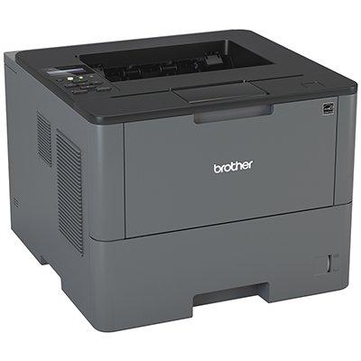 Impressora Laser HLL6202DW, Monocromática, Impressão Duplex, Wi-fi, Conexão Ethernet, Conexão USB - Brother CX 1 UN
