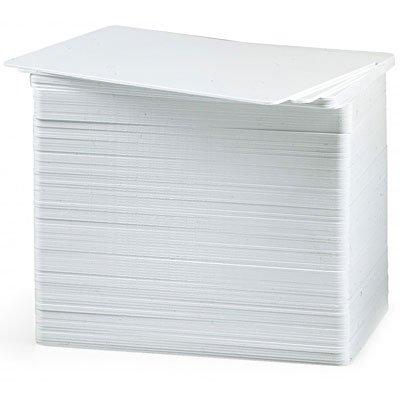 Cartão PVC ultracard branco 0,76 PV-303 Fargo PT 100 UN