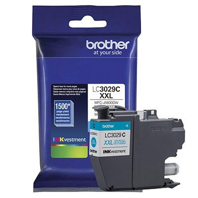 Cartucho p/Brother ciano LC3029C Brother CX 1 UN