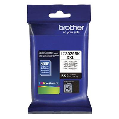 Cartucho p/Brother preto LC3029BK Brother CX 1 UN