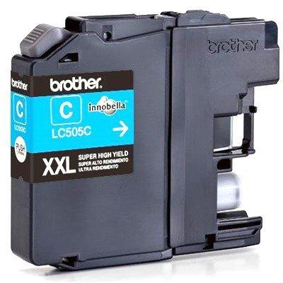 Cartucho p/Brother ciano LC505C Brother CX 1 UN