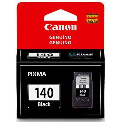 Cartucho p/Canon 8ml preto PG-140 Canon CX 1 UN