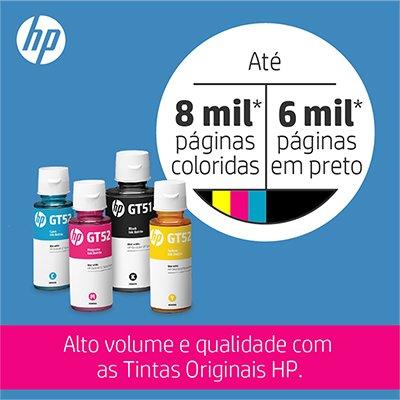 Impressora Multifuncional tanque de tinta Ink Tank 416 preta Z4B55A, Colorida, Wi-fi, Conexão USB, Bivolt - HP CX 1 UN