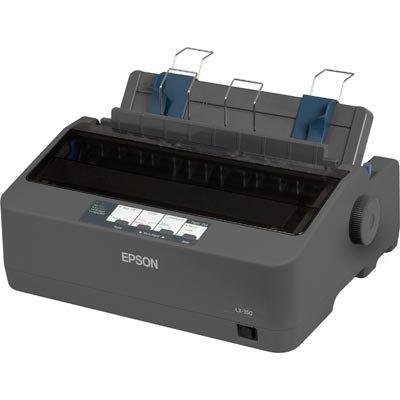 Impressora matricial LX-350, Conexão Paralela, Conexão USB, 110v - Epson CX 1 UN