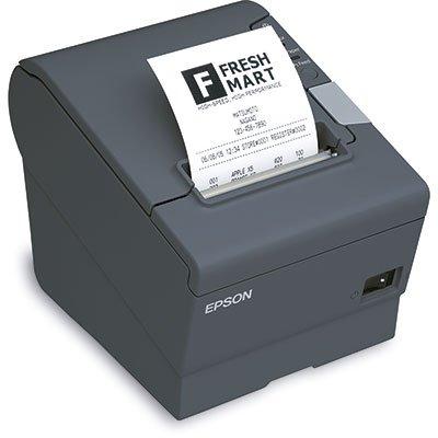 Impressora térmica não fiscal USB / Serial TM-T88V Epson CX 1 UN