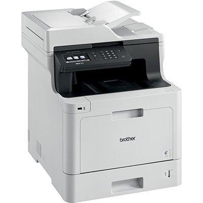 Impressora Multifuncional laser color . MFCL8610DW Brother  CX 1 UN