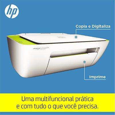 Deskjet Ink Advantage multifuncional 2136 verde F5S30A HP CX 1 UN