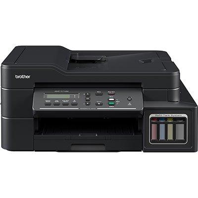 Impressora Multifuncional tanque de tinta InkTank DCPT710W Brother CX 1 UN