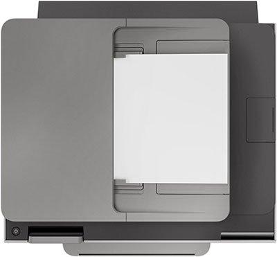 Impressora Multifuncional Officejet Pro 9020 1MR69C, Colorida, Wi-fi, Conexão Ethernet, Conexão USB, Bivolt - HP CX 1 UN