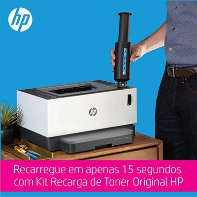 Impressora Tanque de Toner Conectada Neverstop HP 1000w 4RY23A CX 1 UN