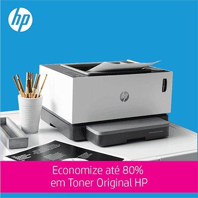 Impressora Tanque de Toner Neverstop HP 1000a 4RY22A CX 1 UN