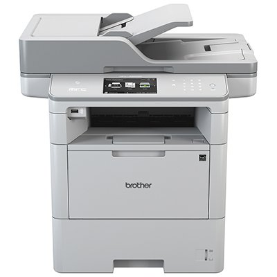 Impressora Multifuncional Laser MFC L6902DW, Monocromática, Impressão Duplex, Wi-fi, Conexão Ethernet, Conexão USB, 110v - Brother CX 1 UN