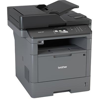 Impressora Multifuncional Laser DCP-L5502DN, Monocromática, Impressão Duplex, Conexão Ethernet, Conexão USB, 110v - Brother CX 1 UN