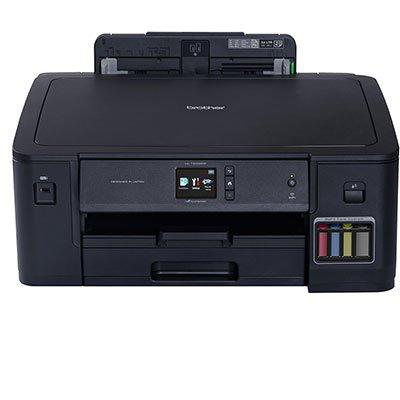 Impressora Ink-Jet Brother A3 HLT4000DW, Colorida, Impressão Duplex, Wi-fi, Conexão Ethernet, Conexão USB, 110v - Brother CX 1 UN