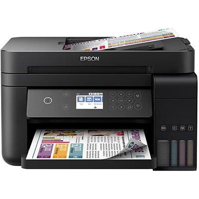 Impressora Multifuncional tanque de tinta Ecotank L6171 Epson  CX 1 UN