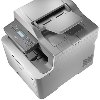 Impressora Multifuncional LED Color DCP- L3551CDW, Colorida, Impressão Duplex, Wi-fi, Conexão Ethernet, Conexão USB, 110v -Brother CX 1 UN