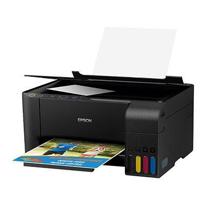 Impressora Multifuncional tanque de tinta Ecotank L3150 Epson CX 1 UN