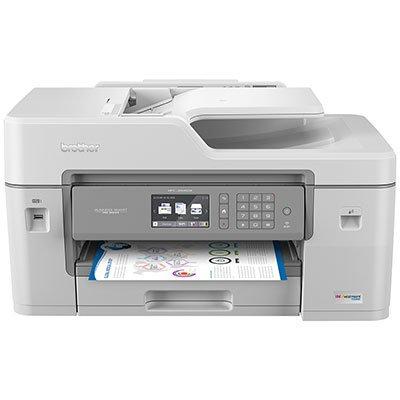 Impressora Multifuncional A3 MFC- J6545DW, Colorido, Impressão Duplex, Wi-fi, Conexão Ethernet, Conexão USB, 110v - Brother CX 1 UN