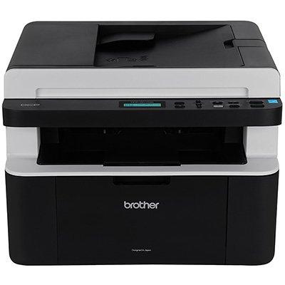 Impressora Multifuncional Laser DCP1617NW, Monocromática, Wi-fi, Conexão Ethernet, Conexão USB, 110v - Brother CX 1 UN