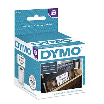 Etiqueta p/impressora térmica 4,6x7,9cm 30326 Dymo CX 150 UN