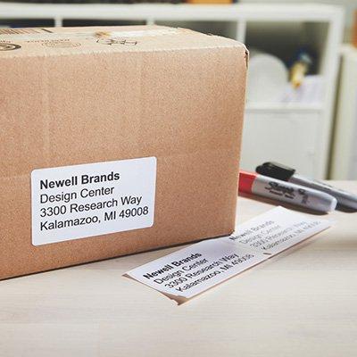 Etiqueta p/impressora térmica 5,9x10,2cm 30256 Dymo CX 300 UN