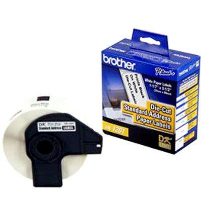 Etiqueta p/impressora térmica 29x90mm DK1201 Brother CX 400 UN
