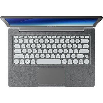 Notebook Flash F30 NP530-AD1, Processador Intel Celeron, Memória 4GB, Armazenamento 64GB SSD, Tela de 13.3, Grafite - Samsung CX 1 UN