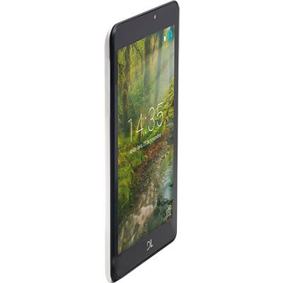 """Tablet Creative Tab, Memória Interna de 8gb, Tela de 7"""", Branco TX380BRA DL CX 1 UN"""