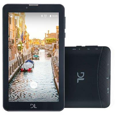 """Tablet Mob Tab 8gb 7"""" preto TX384PRE DL CX 1 UN"""