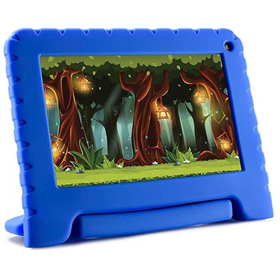 "Tablet Kid Pad Lite 16gb 7"" AZ NB302 Multilaser CX 1 UN"