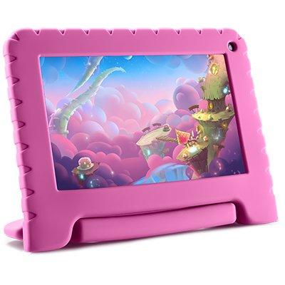 "Tablet Kid Pad Lite 16gb 7"" RS NB303 Multilaser CX 1 UN"