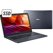 Notebook Vivobook Asus, Processador Core i3, 4GB de Memória, 256GB SSD de Armazenamento, Sistema Operacional Endless OS, Tela 15,6, X543UA - DM3459 CX 1 UN