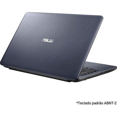 "Notebook Vivobook Asus, Processador Core i5, 8GB de Memória, 256GB SSD de Armazenamento, Tela 15,6"", X543UA - DM3457T CX 1 UN"