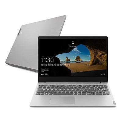 """Notebook IdeaPad S145, Processador Core i5 (8ª geração) de 1.6ghz, 8gb de Memória, 1tb de Armazenamento, Tela de 15,6"""", Placa de Vídeo NVIDIA - Lenovo CX 1 UN"""