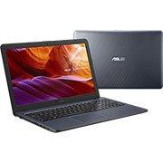 Notebook X543NA-GQ342T Processador Dual Core, 4GB de Memória, 500GB de Armazenamento, Tela de 15,6, Cinza - Asus CX 1 UN