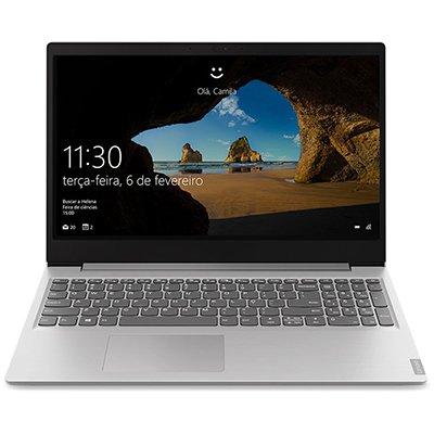 "Notebook IdeaPad S145 Lenovo, Processador Core i7, 8GB de Memória, 256GB SSD de Armazenamento, Tela de 15,6"" - CX 1 UN"