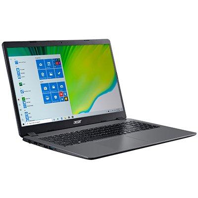 """Notebook Acer Aspire 3, Processador Core i3, 4GB de Memória, 256GB SSD de Armazenamento, Tela de 15.6"""", A315-56-330J - CX 1 UN"""