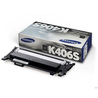 Cartucho toner p/Samsung preto CLT-K406S 4HY99A Samsung CX 1 UN