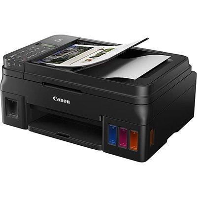 Impressora Multifuncional tanque de tinta Mega Tank G4110 Canon CX 1 UN