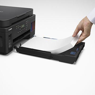 Impressora Multifuncional tanque de tinta Mega Tank G6010 Canon CX 1 UN