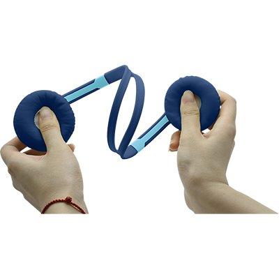Headphone Kids Go, Azul, I2GEAR087, I2Go - CX 1 UN