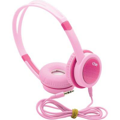 Headphone Kids Go, Rosa, I2GEAR088, I2Go - CX 1 UN