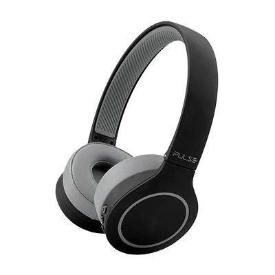 Headphone Bluetooth preto-cinza PH339 Multilaser CX 1 UN