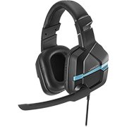 Headset Gamer Askari P3 Stereo para PS4 azul PH292 Warrior CX 1 UN